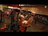 Тренировка спины. Советы по набору массы.