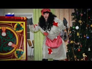 Новогодняя сказка в детском саду