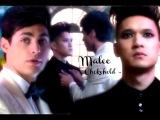 Magnus &amp Alec ~ Malec ~ Chokehold