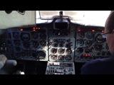 Запуск Як-40 RA-87500 после выполнения регламента