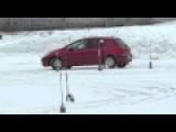 Автоледи передний привод 2 заезд