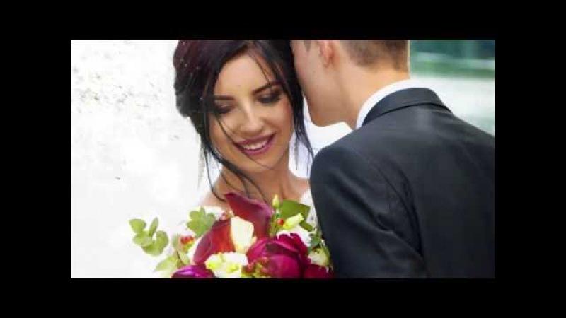 Ми з дружиною вітаємо донечку на весіллі власною піснею. 19.06.2016(трійця)