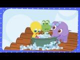 Seifenblasen mit Bath Tubbies - BabyTV Deutsch