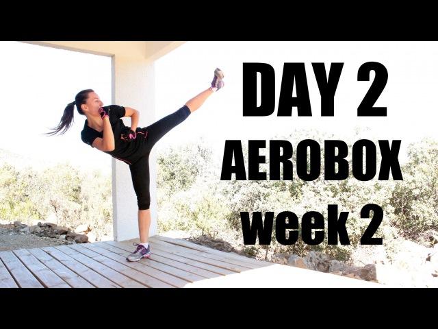 Aerobox Mega Cardio - día 6 cardiomes
