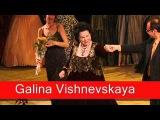 Galina Vishnevskaya Bellini - Norma, 'Casta Diva'