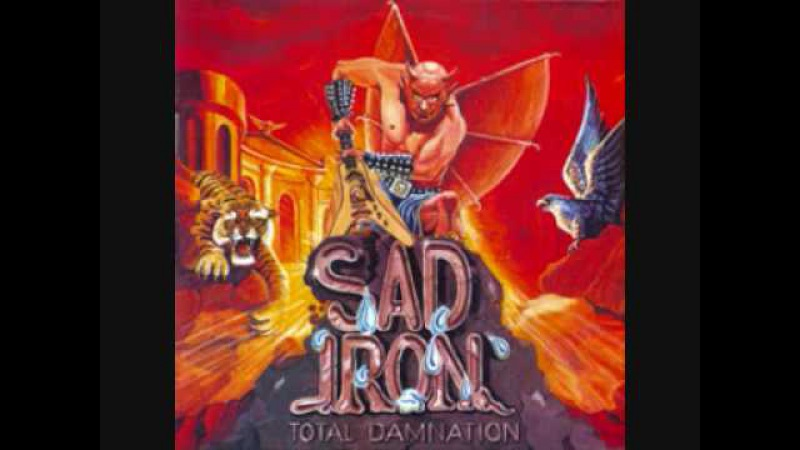 Sad Iron - Demon's Night