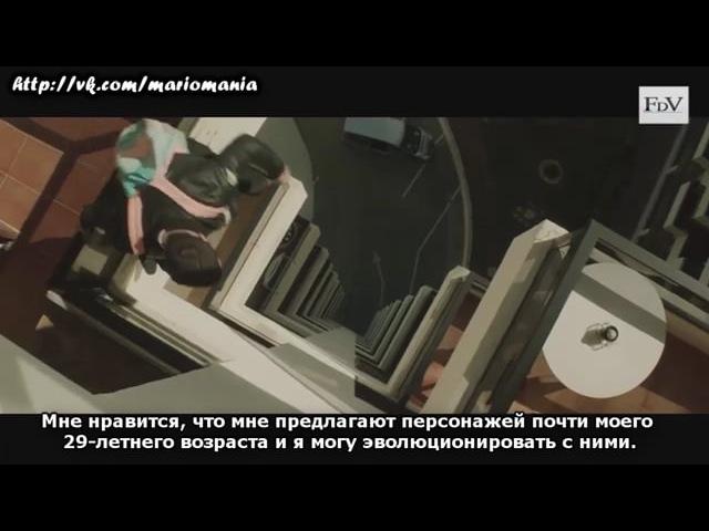 Mario Casas: Renuncio a ir al cine pero soy afortunado (русские субтитры)