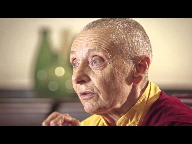 Amor romântico e amor genuíno | Jetsunma Tenzin Palmo on romantic love