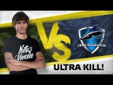 WATCH FIRST: Ultra kill! by Dendi vs Vega @ ESL One Frankfurt 2016