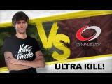 WATCH FIRST Ultra kill! by Dendi vs coL @ ESL One Frankfurt 2016
