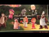 My Little Pony Kinder Surprise Маша и Медведь Супер Герой