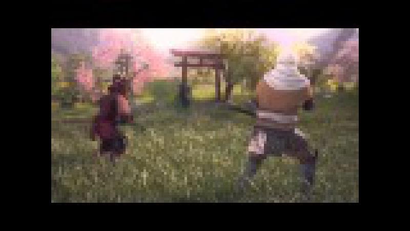 Total War: SHOGUN 2 — вступительный ролик