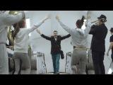 Промо-акция фильма «Крид: Наследие Рокки» в лондонском метро