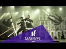MARVEL Showcase All Stars Hit The Floor Gatineau HTF2015