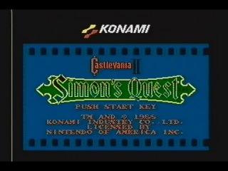 Simon's Quest [AVGN 1 - Русская озвучка RVV]
