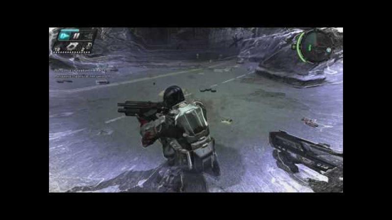 Прохождение TimeShift Врыв часть 3