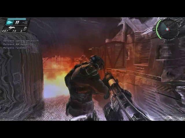 Прохождение TimeShift Адская жара часть 9
