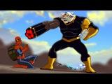 Великий Человек-паук / Ultimate Spider-Man - Возвращение Стражей галактики - Сезон 3 Серия 1 | Marvel
