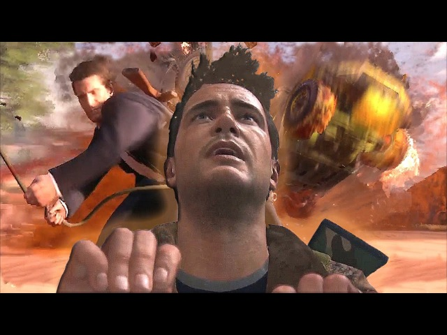Uncharted 4 A Goofs End
