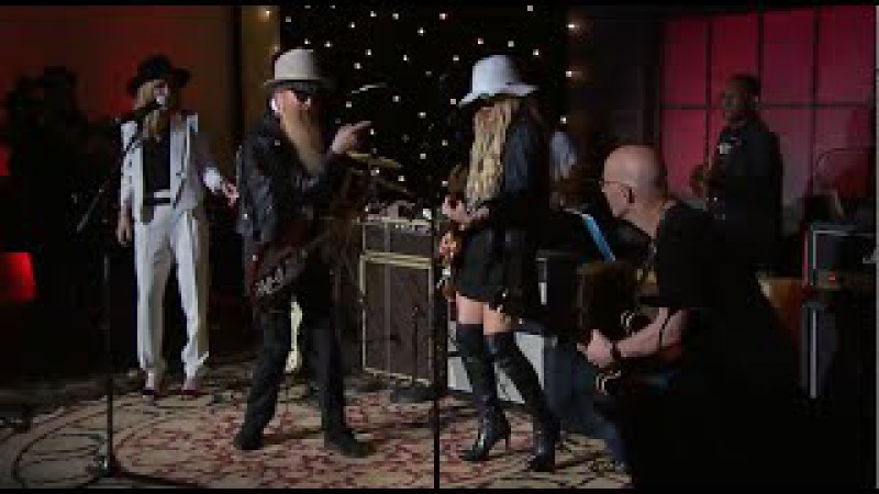 """Red-Hot Sounds Billy Gibbons, """"Sharp Dressed Man"""""""