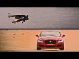 ► 2016 Jaguar XJR vs. Jetman