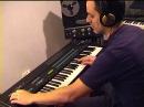 DX5 playing Shake the Disease (Martin Gore demo)