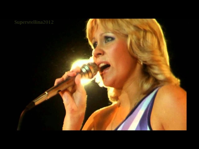 ABBA - Gimme! Gimme! Gimme! (Wembley '79 - semi-widescreen) - HD MAX HQ