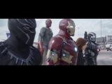 Первый Мститель: Противостояние / ТВ-ролик №1 (RU)