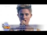 финал  Один в один! Юлия Паршута. Майли Сайрус   Miley Cyrus - «Wrecking Ball» 21 05 2016