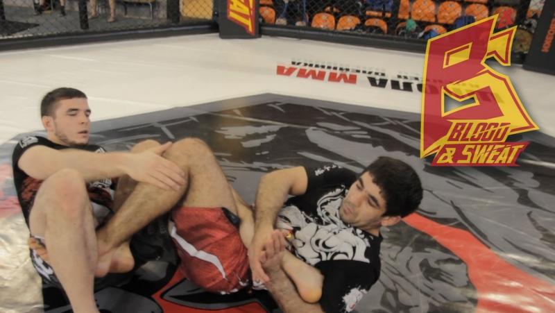 Болевые на ноги для MMA от мастеров. Артак Назарян и Маршалл Савчук. Sambo. Hell hook paradise.
