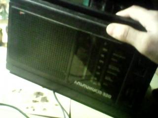 усилитель из радио