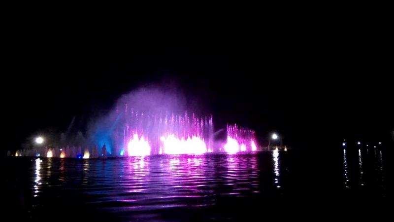 фонтан у Вроцлаві