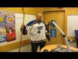ПЕРВАЯ СМЕНА, РЕТРО FM Саша Минаев отмечает первый день зимы и День хоккея в России - в студии