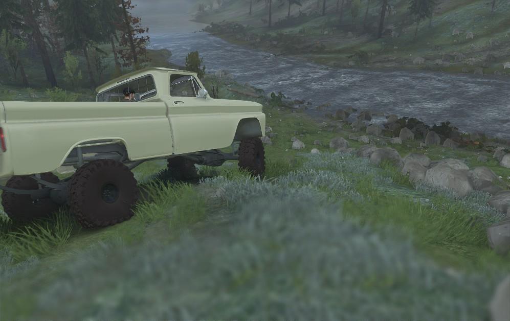 1966 Chevy C30 1.1 для 16.12.15 для Spintires - Скриншот 2