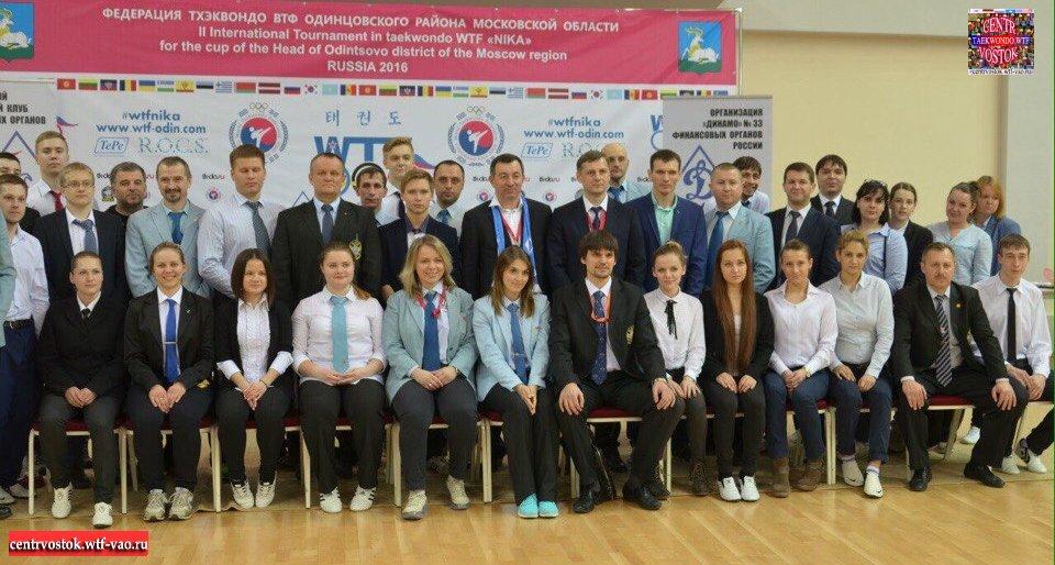 Odintsovo_Taekwondo_WTF_NIKA-2016_Referee