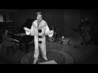 Stressed Out - Sad Clown Style Twenty One Pilots Cover ft. Puddles Pity Party
