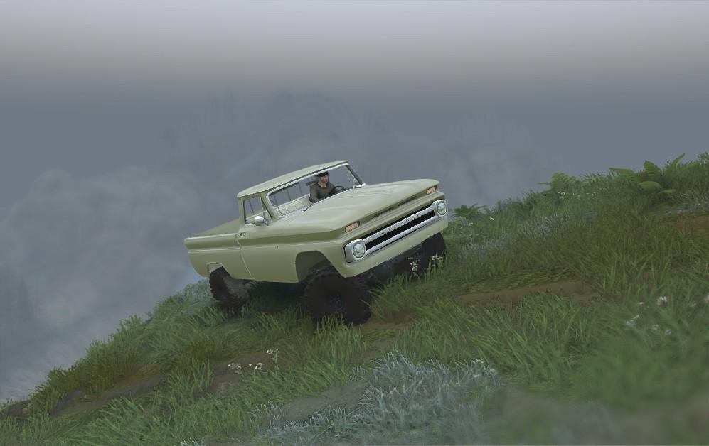 1966 Chevy C30 1.1 для 16.12.15 для Spintires - Скриншот 3