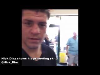 MMA Updates; Nick Diaz gets applaud after teaching session; Daniel Cormier scares teammate; Noodles vs Mark Hunt