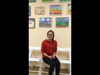 Отзыв о МК по масляной живописи с А.Браташом в Арт-студии Да Винчи