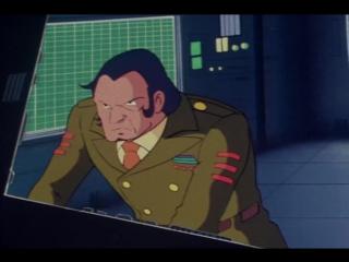 Космический пират капитан Харлок 6 серия Captain Harlock / Uchuu Kaizoku Captain Harlock 1978