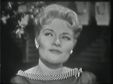 Patti Page, Another Time Another Place, 1958 TV Performance