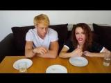 Англичане пробуют русскую еду ⁄⁄ British People Trying Russian Food