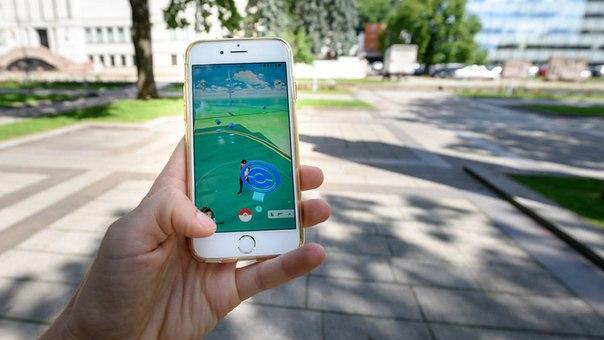 Новости о Pokemon Go