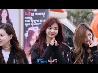 [FANCAM] 160317 Tzuyu @ Mnet M! Countdown Mini fanmeeting
