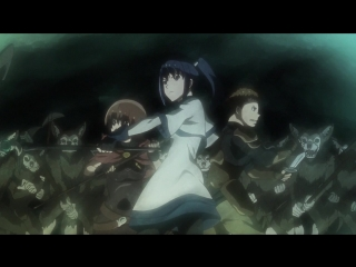 Hai to Gensou no Grimgar / Гримгар из Пепла и Иллюзий - 6 серия (AniDub)