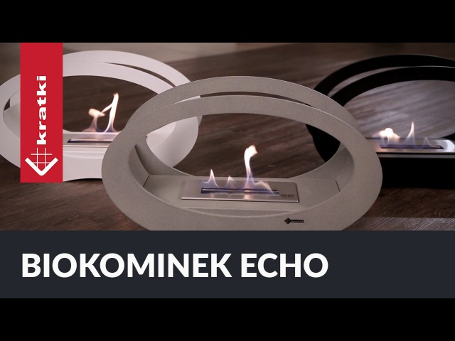 Экокамин ECHO KRATKI