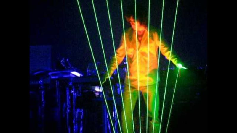 Jean Michel Jarre Live @ CEZ Arena Ostrava 2009.05.05 13of13