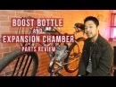 Boost Bottle and Expansion Chamber Parts Review for a 2-Stroke Engine Kit