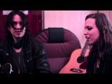 Halestorm - Freak Like Me (Gibson Guitar Tour-bus performance)