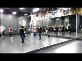 Adorn - Miguel  Choreography by Sasha Putilov  Group 1